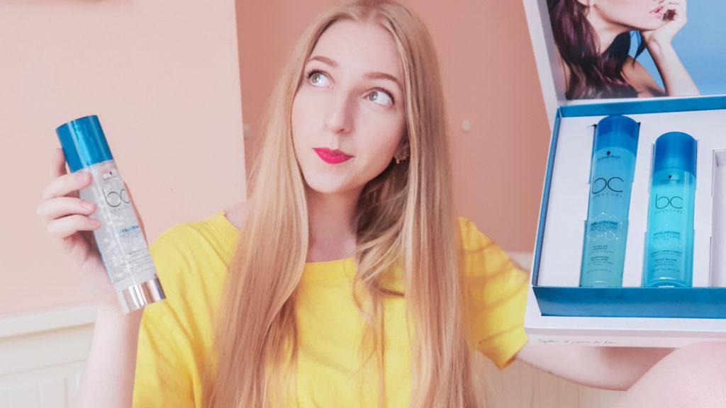lola-j, péče o dlouhé blond vlasy, česká blogerka, czech blogger, profesionální vlasová kosmetika, recenze, tipy a triky, přirozená blond, schwarzkopf professional, bonacure, loreal hair stylista, caviar hairspray, klorane sun protection oil for hair, lolajukelson