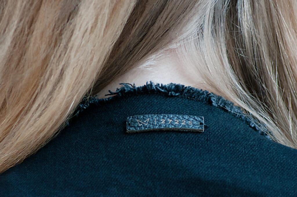 unikátní kód, details, oblečení, noire fashion app, módní blog, fashion influencer, jacket star, collection by vs, vendula sulanova